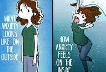 An Anxiety Journey