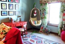Ideas for the boys rooms  / by Jess Thomas