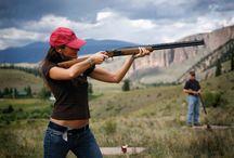 Panie na polowaniu / Hunting Ladies
