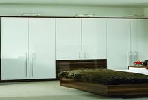 Fitted Sliding wardrobes interiors