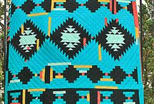 Native American inspired Quilts