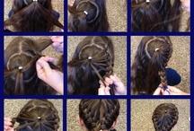 Fun hairstyles 4 kids
