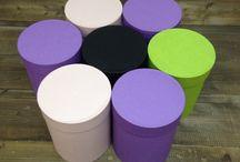 """FlowerBox / """"Шляпные коробки"""" - невероятно популярная упаковка для цветов. Эстетика и практичность."""