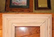 Picture frames / by Toni Davis