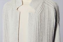 Knit Neck details