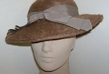 1960's Vintage Hats / by Kirsten Victor