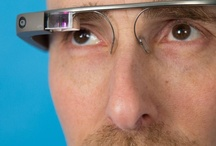 Google Glass / by Shawn St. Clair