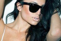 Óculos feminino fashion