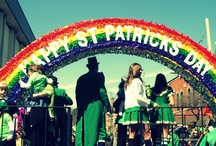 Get Your Green On! / Will you find the leprechaun's pot of gold in the Poconos? here is your guide to celebrating St. Patrick's Day in the #PoconoMtns!  / by Pocono Mountains