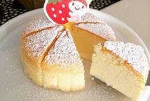Cake recipes / Baking