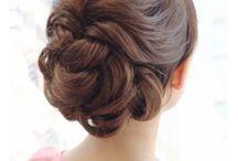 振袖 髪型