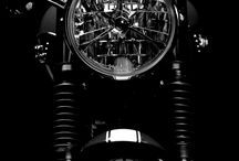 Automotive photography / motorcycle cars details full shots