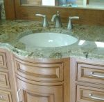 Bathroom Sinks & Countertops / Rock-Tops offers a line of #sinks in a variety of styles, materials and colors. Check out wide range of products today. For More Details Visit us at http://rock-tops.com/