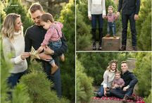 Christmas & Holiday Family Portrait Photography