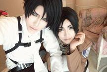 Attack on Titan (SNK) cosplay