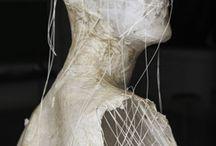 Tissue sculpture