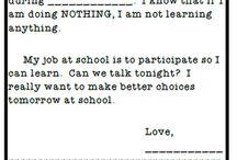 Homework-Teacher Tips / by Pam Steele