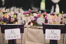 Weddings / Signage / Inspiration for wedding signs!
