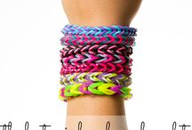 Loom Band Creations / Patterns, tutorials and photos.