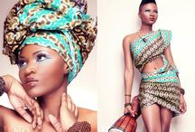 African patterns clothing