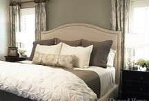Master Bedroom / by Belinda Sutton