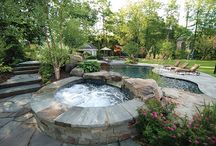 Pretty Pools / by Susan Powers