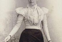 Fashion: 1890s