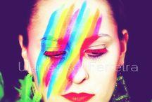 Make Conceitual / Maquiagem conceitual,