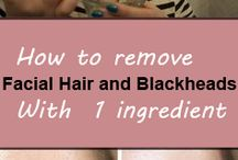 Remove hair n blackheads