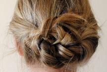 hair styles / by Jennifer Timmerman