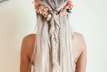 hår til bryllup