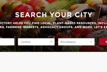 PlantPure Directory / The PlantPure Directory helps you find local, plant-based resources, including restaurants, doctors, farmers' markets, advocacy groups, and more. http://www.plantpurepods.com/directory/