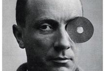 Jean Arp  / Jean Arp 1886 - 1966 fantasy art / Dada
