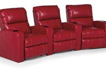 Entertain Us / Media & Theater seating & storage