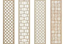 room divider / Wall decor/ exterior