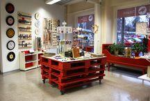 Tiltaltti Shop / Tiltaltti Shopista Keuruulta löydät laajan valikoiman suomalaisten käsityöläisten tuotteita.