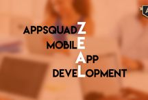 #AppSquadz ZEAL to Develop Exceptional Mobile Application!