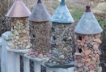 Birdhouses & Birdnests