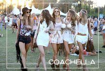 COACHELLA / Outfits de las celebs en Coachella 2015