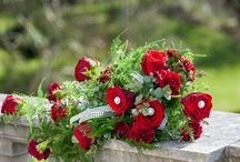 Our Wedding Flowers / Wedding flowers by Tracy Q's Cornwall Wedding Flowers