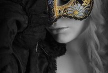 가면. Mask photo