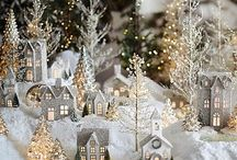 Christmas Village / by Shorena Ratiani