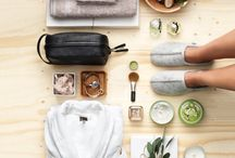 Flat Lays / Flat lays: that kind of photography that is perfect for morning, noon, afternoon and evening.