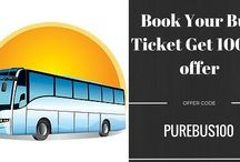 online tickets booking / Bus ticket booking with offers
