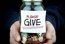 Donations help