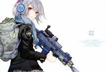 Anime/ Manga characters