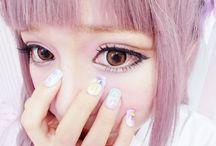♡ 。*・化粧・*。♡ / by 👑🎀 December 🎀👑