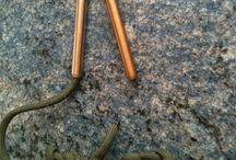 Parracord needles