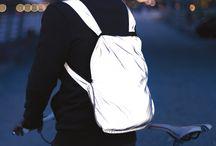 Reflective Notabag Bag & Backpack