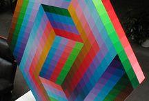 Pintura, Victor Vasarely / Notable y en busca de sus movimientos